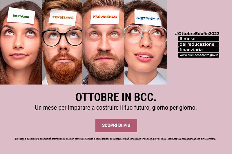 Ottobre in BCC