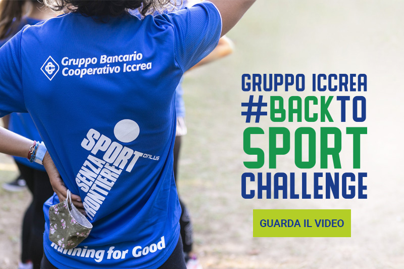 Back to sport